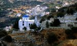 Village in the mountains of Naxos
