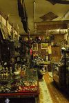 Antique shop in Vientienne. vertical