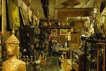 Antique shop in Vientienne
